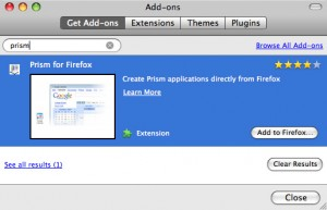 Installing Prsim Add-on